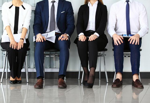 Waiting-Room-Job-Interview-Stock-image